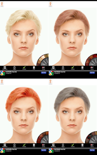 Hair Color - screenshot thumbnail