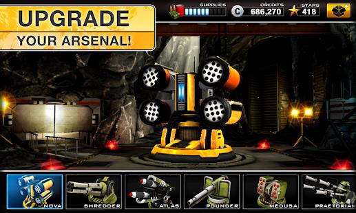 Modern Command Screenshot 4