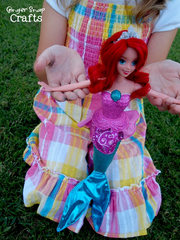 Little Mermaid Doll at Walmart #cbias #shop