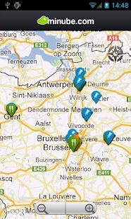 Flandes Guía de viaje - screenshot thumbnail