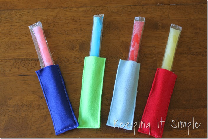 Freezer pop holder (13)