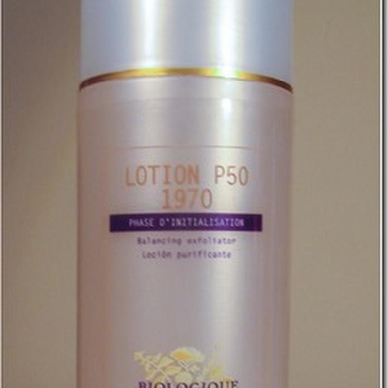 Review Beauty Lotion Bpom: Product Review: Biologique Recherche Lotion P50 1970