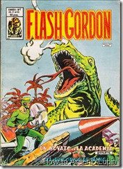 P00016 - Flash Gordon v2 #33