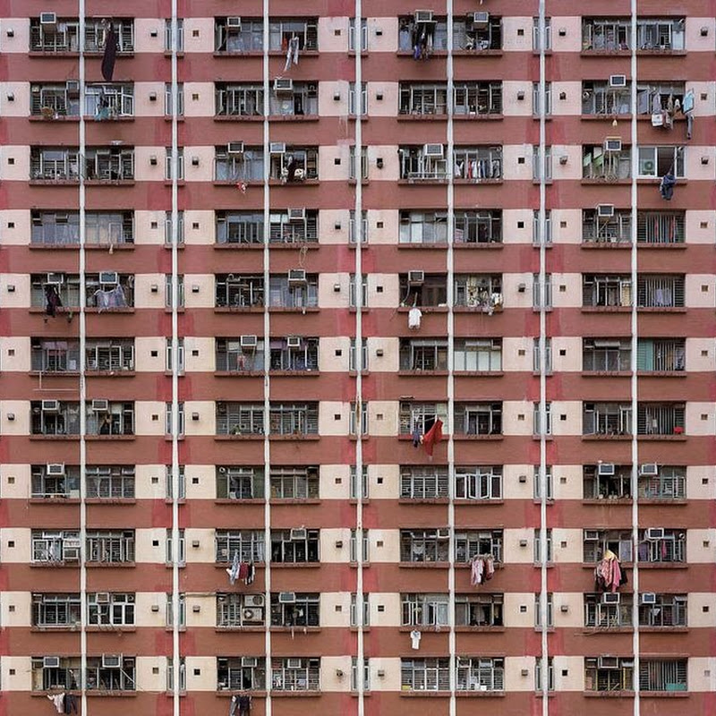 Hong Kong's High-Density Residential Apartments