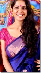 aparna_nair_cute_in_saree