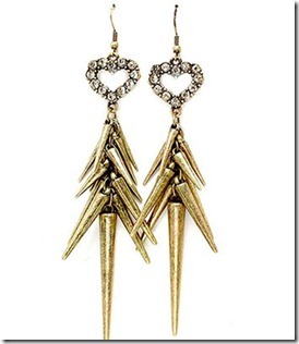 fashionable earrings for tenagers