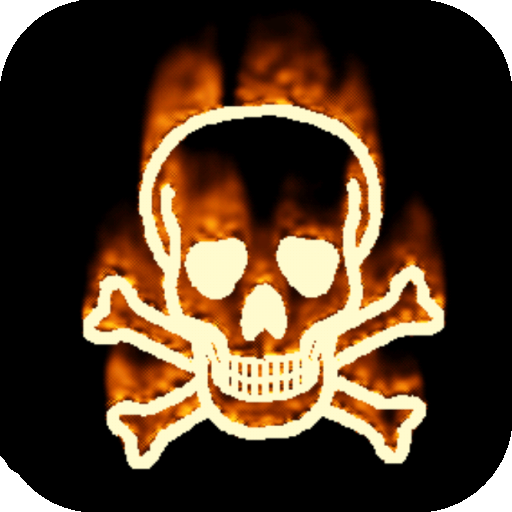 Burning Skull Wallpaper LOGO-APP點子