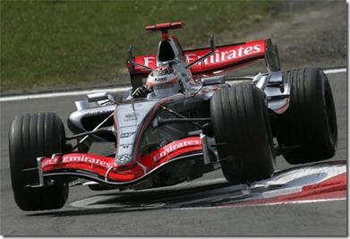 Motorsport / Formula 1: Grand Prix Europe 2006