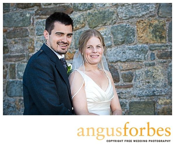 bride in st andrews Scottish wedding Photographer Dundee_044