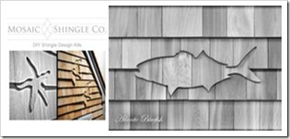 Mosaic Shingle Co. - DIY Shingle Design Kits