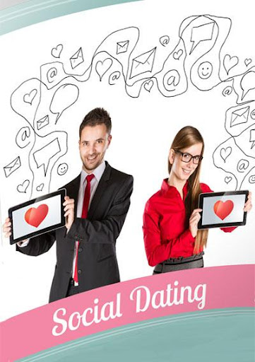 【免費書籍App】Social Dating-APP點子