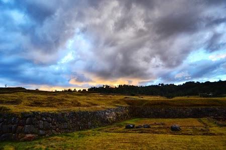 4000 metri altitudine: Fascinantul cer din Peru