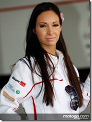 Paddock Girls Gran Premio bwin de Espana  29 April  2012 Jerez  Spain (19)