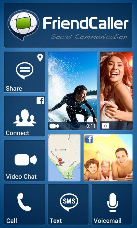 Video Chat by FriendCaller - screenshot