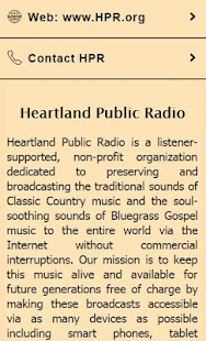 Heartland Public Radio- screenshot thumbnail