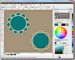 Corel Draw Commands and Explanations