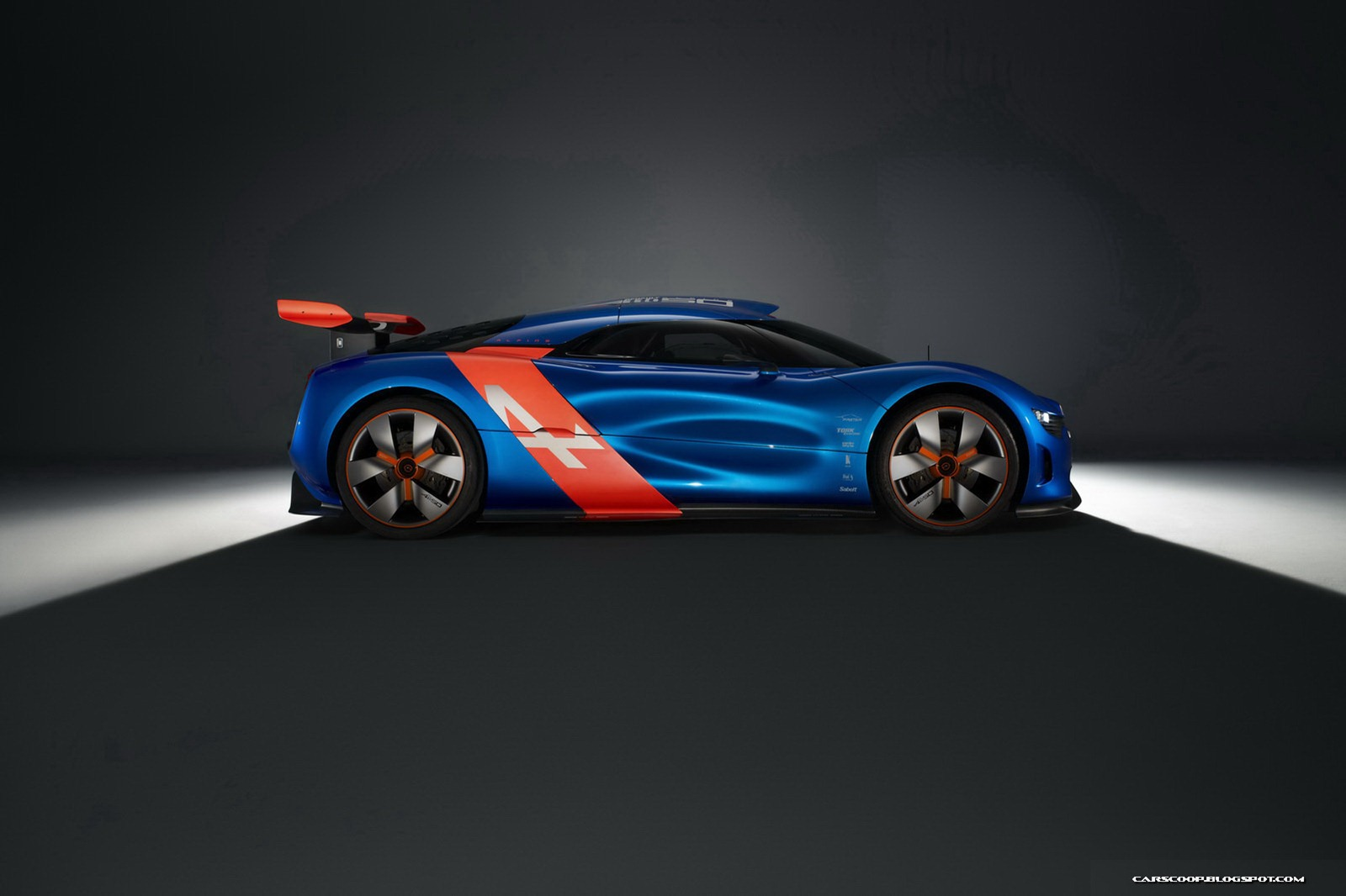 renault alpine konzept vektorgrafik - photo #5