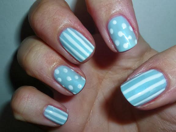 21 wonderful little girl nails designsslyburycom - Little Girl Nail Design Ideas