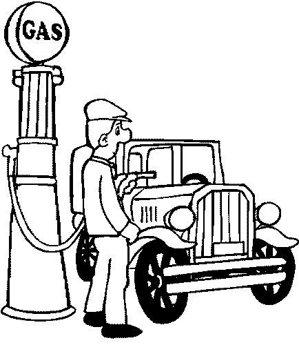 Fusible De La Gasolina