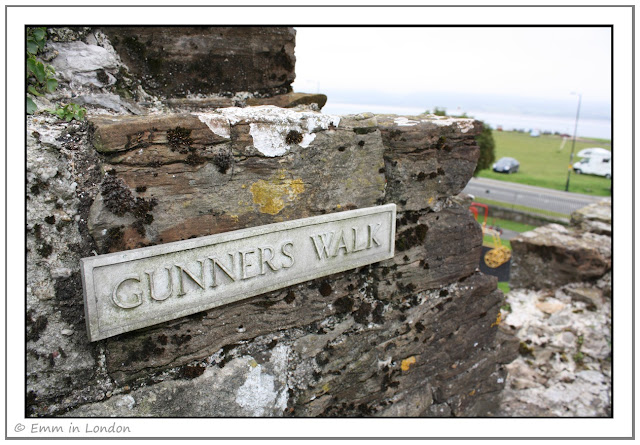 Gunners Walk Beaumaris Castle