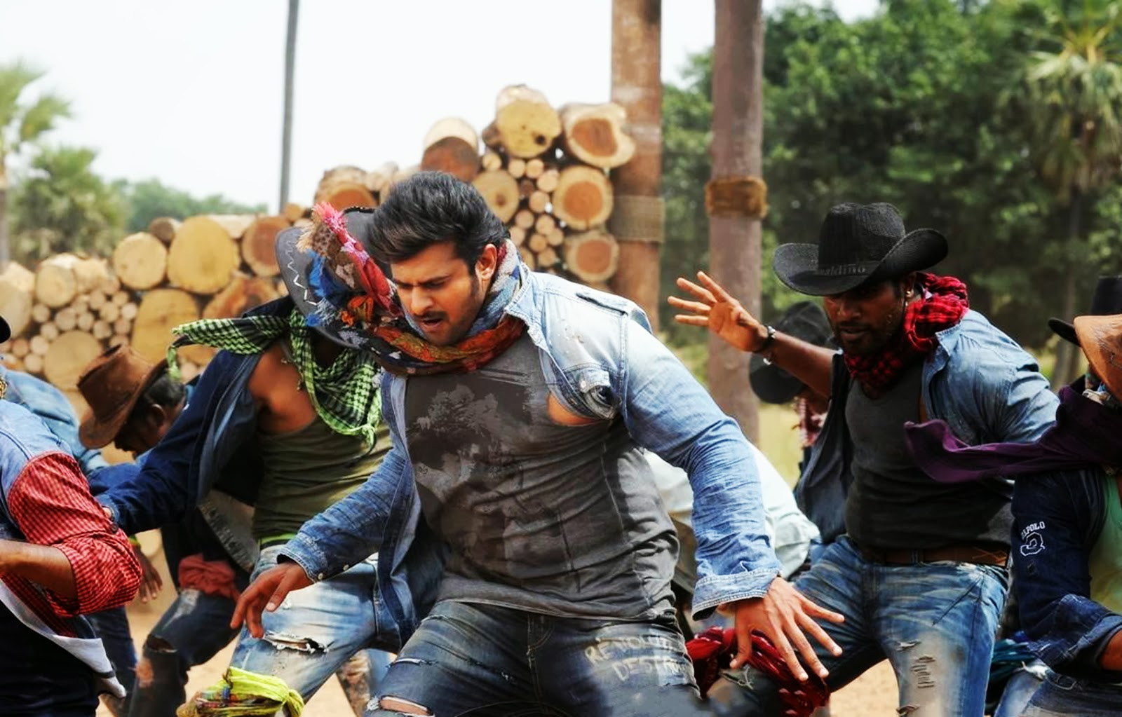 Prabhas Fans Forever: Mirchi Hd Stills Without Watermark-Set 7
