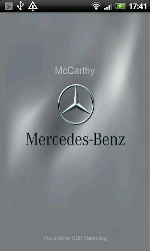 McCarthy Mercedes