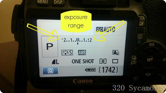 exposure range