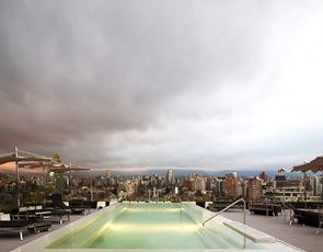 hotel noi terraza con piscina