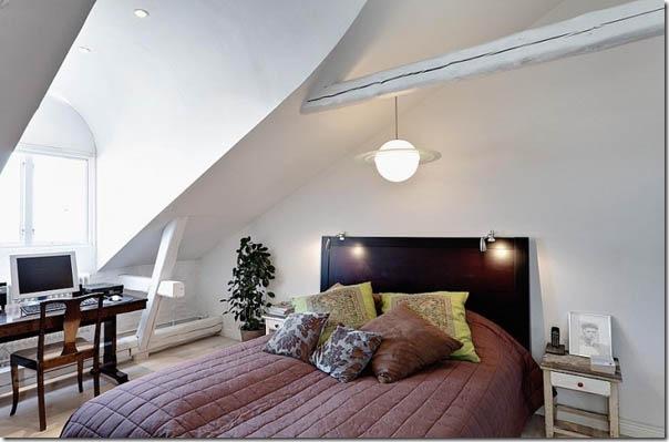 case e interni - casa svedese - Stoccolma - bianco (9)