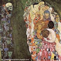 Gustav Klimt. La vida y la muerte
