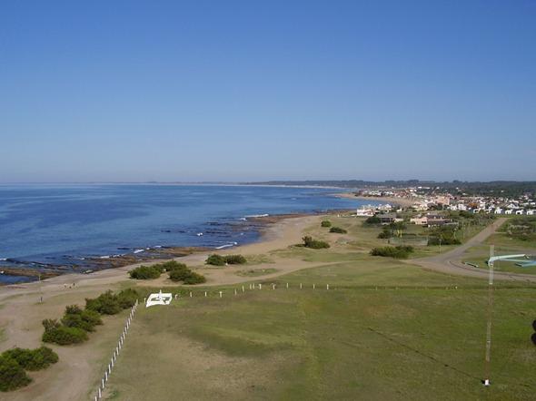 Vista do Farol de La Paloma