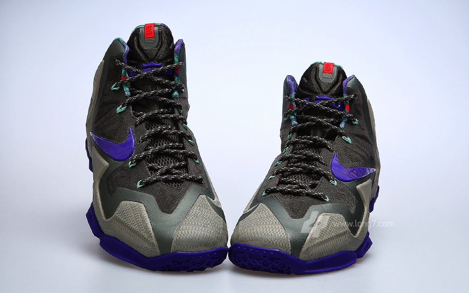 differently 7ab82 ecfc9 ... Upcoming Nike LeBron XI Terracotta Warrior in Full Detail ...