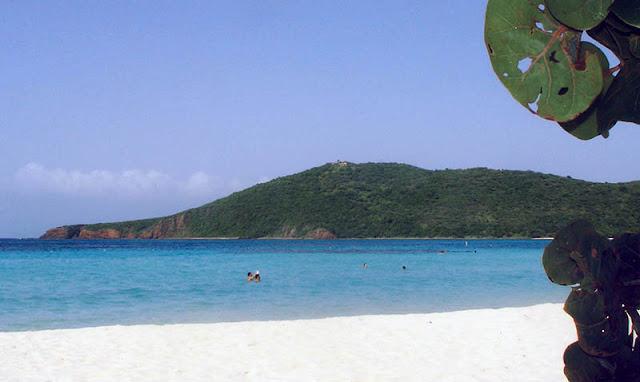 Playa Flamenco à Culebra, Porto Rico