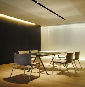 iluminacion LED comedor de diseño