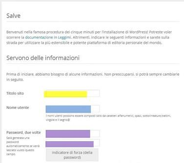 configurazione-wordpress