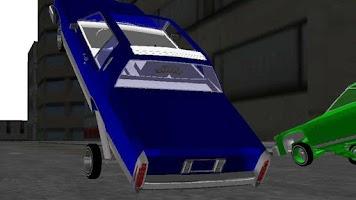 Screenshot of Lowrider Car Game Deluxe
