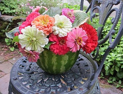 blush floral design