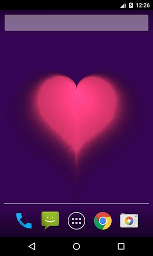Valentine Heart Live Wallpaper