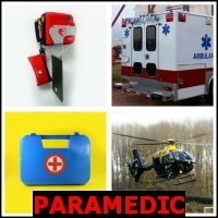 PARAMEDIC- Whats The Word Answers