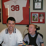 Brian's Hope with Make-A-Wish at Fenway Park in Boston, MA