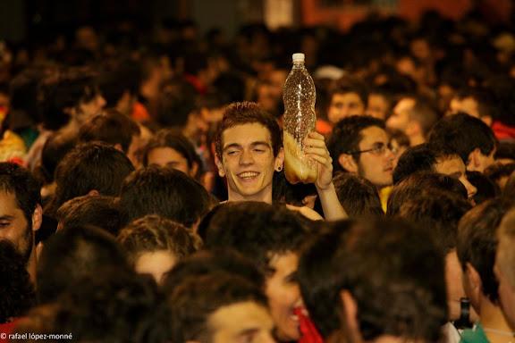 Festes de La Patum.Berga, Berguedà, Barcelona