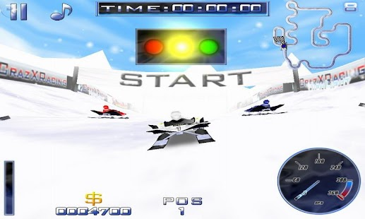 BobSleigh eXtreme Free - screenshot thumbnail