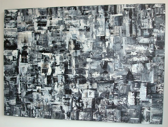 samantha lesley abstract painting