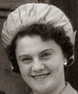 Eileen Mabel Palmer - born: 1 July 1927, died: 2 April 2014