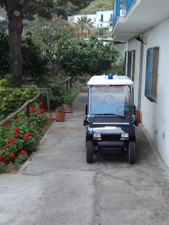 Stromboli -Autospeciala Carabinierilor