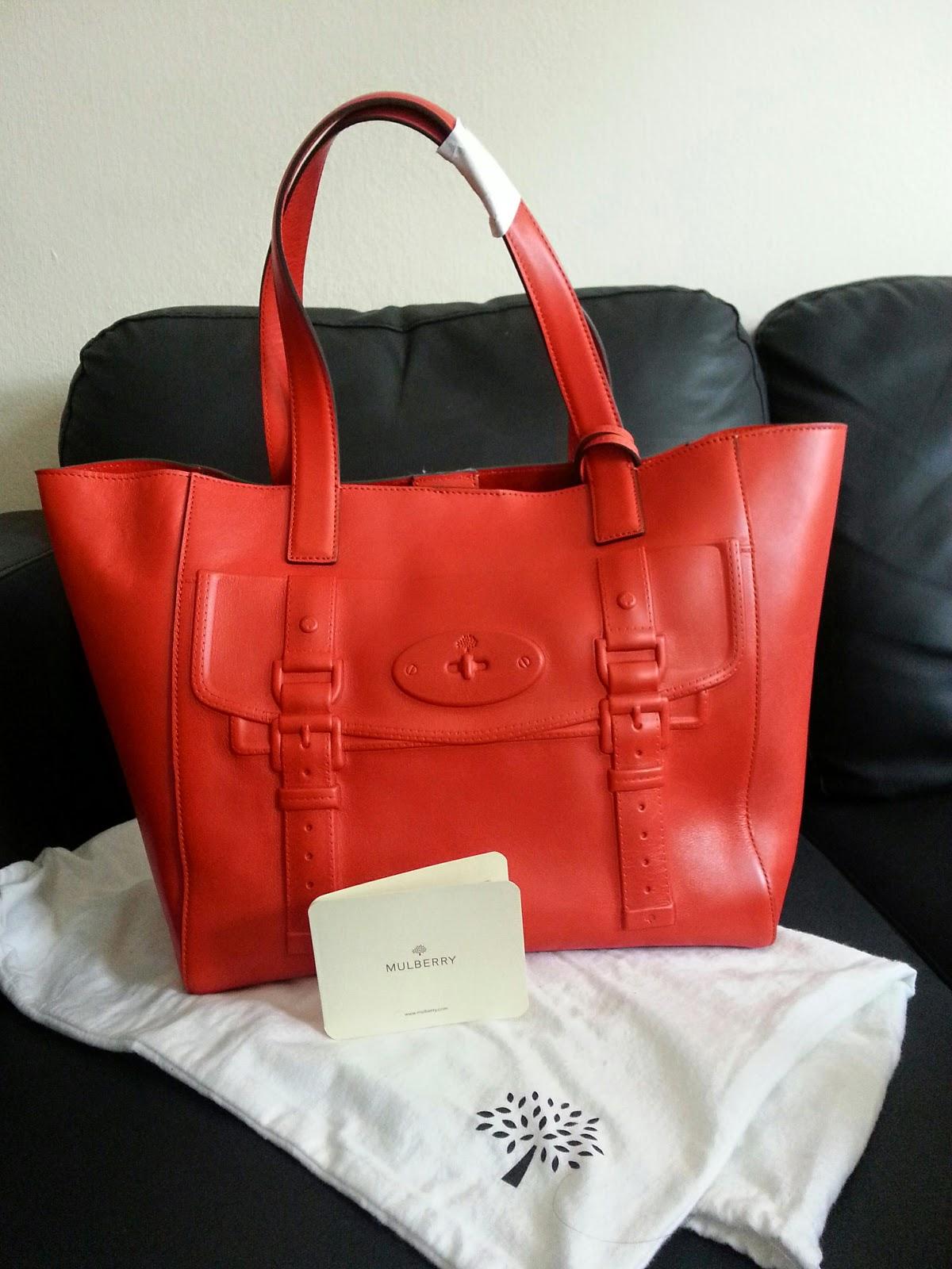 Brand New Authentic Mulberry Handbag