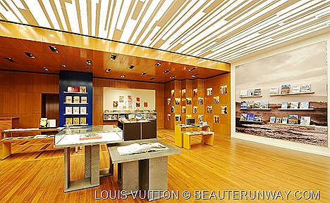 Louis Vuitton Island Singapore Book Store at Marina Bay Sands