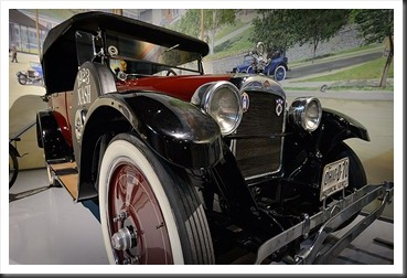 1923 Nash 48 5-Passenger Touring Car