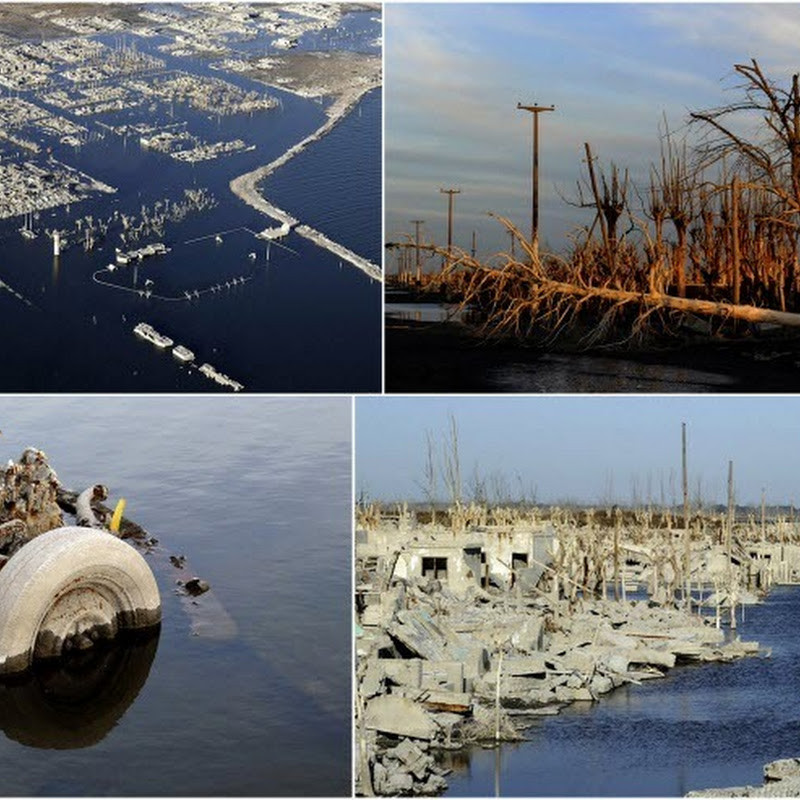 Villa Epecuen: The Town That Was Submerged For 25 Years