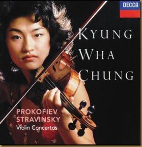 Prokofiev concierto violin 1 Chung Previn